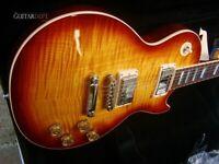 ♚MINT♚ 2015 Gibson Les Paul TRADITIONAL 100th Ann. ♚HONEYBURST AAA♚MOP!♚Standard