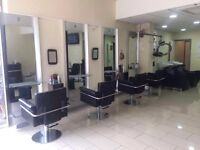 Commercial unit/hair and beauty business for sale