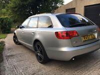 Audi A6 12 MONTHS MOT
