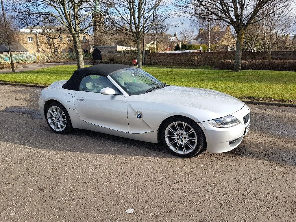 Bmw Z4 2 0 Low Mileage In Bonnyrigg Midlothian Gumtree