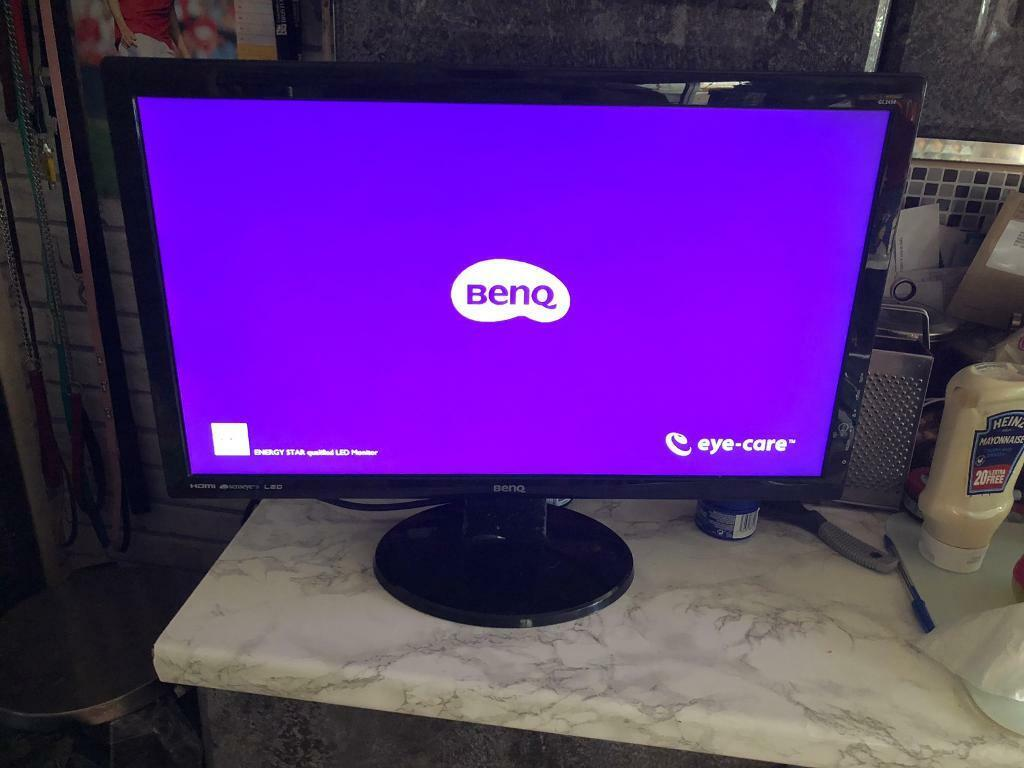 BenQ gaming monitor   in Shirehampton, Bristol   Gumtree