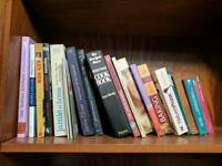 Books for collection only