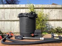 Fluval FX5 fish tank filter