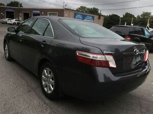 2008 Toyota CAMRY HYBRID XLE / 1 OWNER ALL SERVICE RECORD UP TO  Kitchener / Waterloo Kitchener Area image 4