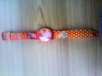 Peppa Pig Wrist Watch