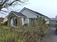 Double Room in modern bungalow, Portishead