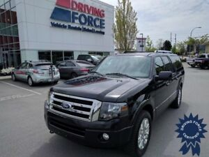 2014 Ford Expedition Max Limited 4x4 - 99,237 KMs, 8 Passenger