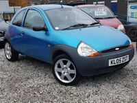05 FORD KA 1.3 - LONG MOT - LOOKS NICE !! - PX WELCOME