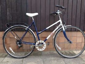 FOR SALE: 1988 Ladies Raleigh Topaz £100.00