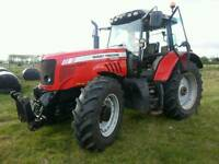 Tractor for sale.