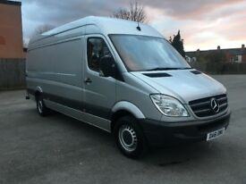 MERCEDES SPRINTER 313 CDI EURO 5... BLUE Efficiency with FULL HISTORY..£4295