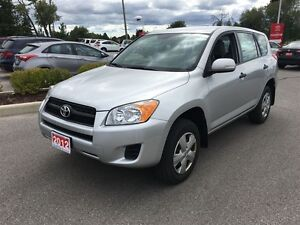 2012 Toyota RAV4 Front wheel drive economy and SPACE awaits!