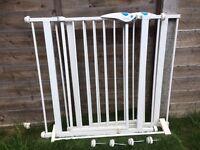 Lindam Stair gates & extender