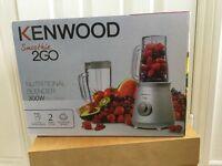 New Kenwood Smoothie