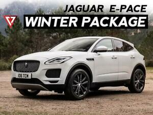 2019- 2020 Jaguar E Pace WINTER TIRE + WHEEL Package - T1 Motorsports Ontario Preview