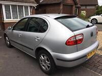 Seat Leon 1.9 TDI- Diesel- Silver - 5 Doors