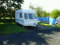 Small caravan for rental / hire