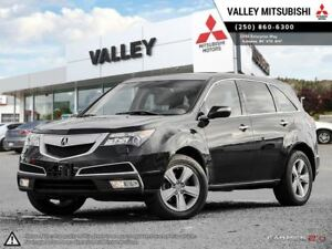 2012 Acura MDX Technology Package SH-AWD (A6), Navigation, Leath
