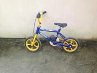 Kids Boys Bike