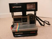 Polaroid Supercolour 635CL Camera