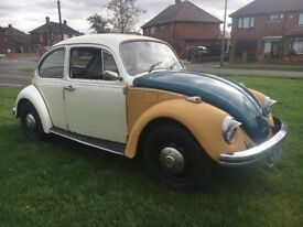 Classic Vw beetle 1972 may p/x