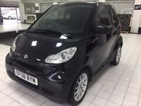 2008 Smart Fortwo Passion 1.0 Automatic