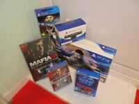 PlayStation VR Bundle - see details below & photos - items brand new & sealed