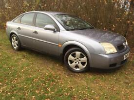 DIESEL - 2004 VAUXHALL VECTRA - 1 YEARS MOT - RELIABLE