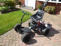 Elektrokart Heavy Duty Voyager Golf Buggy