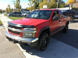 2008 Chevrolet Colorado LT 4X4