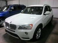 2012 BMW X3 * 6 Cyl 3.0L * Showroom