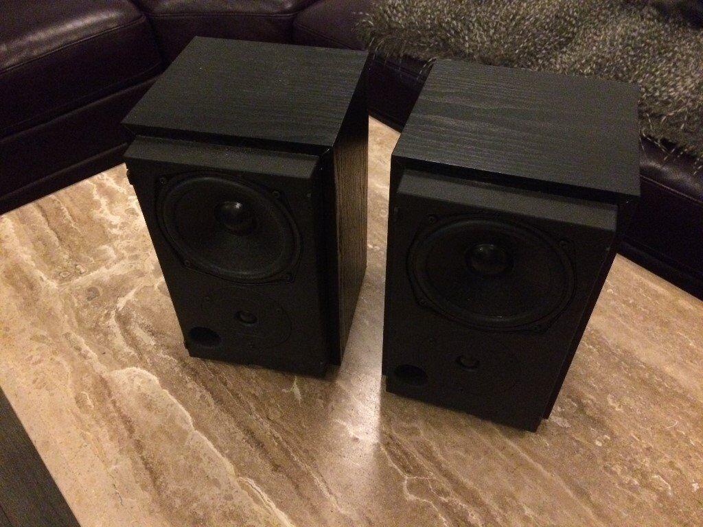 Mission 760i speakers
