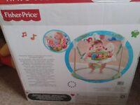 Baby bouncer jumparoo