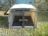 DOG CARRIER BOX LINTRAN FOR 2 DOGS