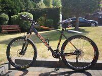 Vitus Rapide - CARBON FIBRE - Hardtail Mountain Bike - £900