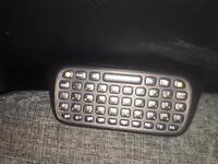 Microsoft Xbox controller keypad