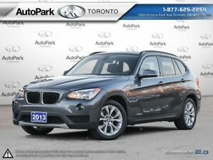 2013 BMW X1 xDrive28i xDrive28i | Leather | Sunroof