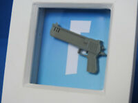 Fortnite Hand Cannon Inside 3X3inch ps4 playstation