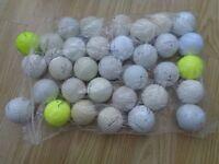 Golf balls (used)
