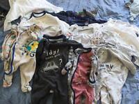 Huge Bundle of Boys Clothes 0-3 Months
