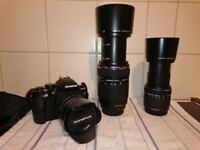 Olympus E-620 Digital SLR. Image Stabilization system for sale.