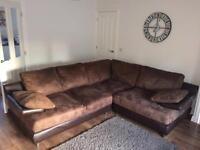 CSL Raphael corner sofa