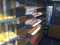 Shelves out off a camper library bus very good quality