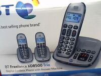 BT TRIO HOUSE PHONE