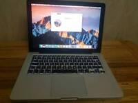 MacBook pro 13inch mid 2012