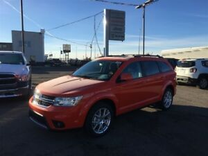 2017 Dodge Journey SXT|AWD|SUNROOF|HEATED SEATS