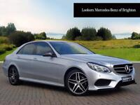 Mercedes-Benz E Class E220 BLUETEC AMG NIGHT EDITION PREMIUM (silver) 2016-03-23