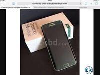 All boxed samsng Galaxy s6 edge 64g. Bargain £335 Ono