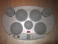 Clarity CMD-01 7-Pad Electronic Drum Machine