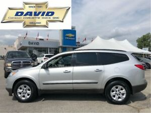 2010 Chevrolet Traverse 1LS AWD/ 8 PASSENGER/ REMOTE START/ CDMP